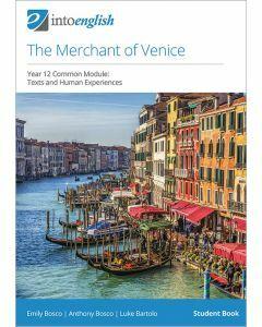 The Merchant of Venice Student Book (Common Module)
