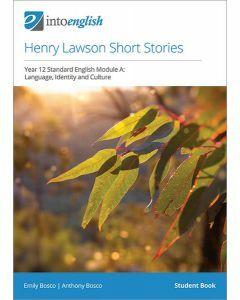 Henry Lawson Short Stories Student Book (Standard Module A)