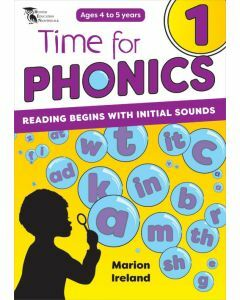 Time for Phonics 1 (Ages 4-5)