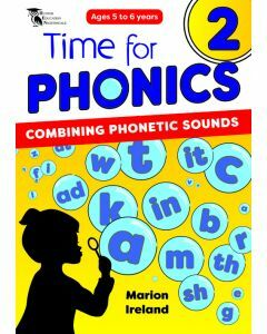 Time for Phonics 2 (Ages 5-6)