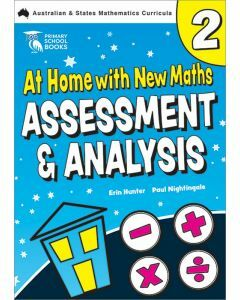 At Home with New Maths: Assessment & Analysis 2
