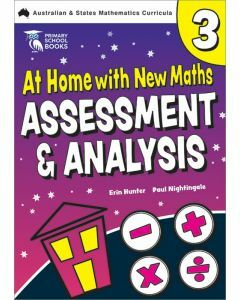 At Home with New Maths: Assessment & Analysis 3