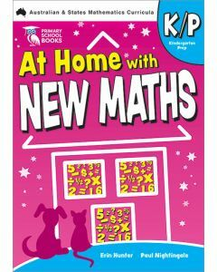 At Home with New Maths K/P