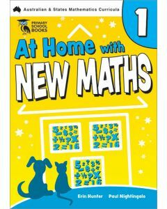 At Home with New Maths 1
