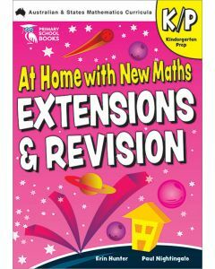 At Home with New Maths: Extension & Revision K/P