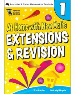 At Home with New Maths: Extension & Revision 1