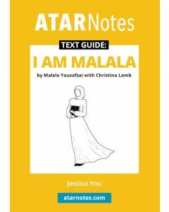 I am Malala Text Guide (ATAR Notes Text Guide)