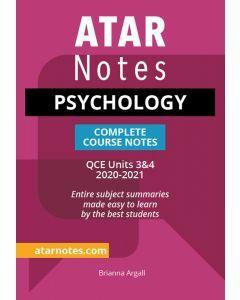 ATAR Notes: QCE Psychology Units 3&4 Notes