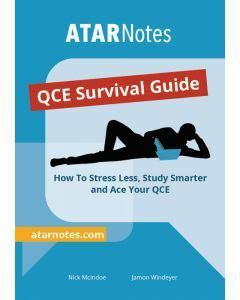 ATAR Notes: QCE Survival Guide