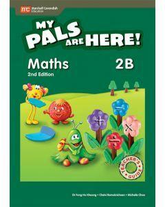 My Pals Are Here Maths Teacher's Guide 2B (2E)