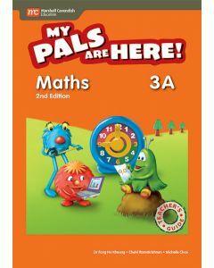 My Pals Are Here Maths Teacher's Guide 3A (2E)