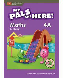 My Pals Are Here Maths Teacher's Guide 4A (2E)