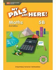 My Pals Are Here Maths Teacher's Guide 5B (2E)