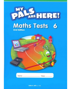 My Pals are Here Maths Tests 6 (2nd Edition)