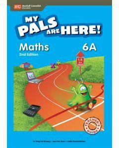 My Pals Are Here Maths Teacher's Guide 6A (2E)