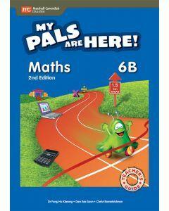 My Pals Are Here Maths Teacher's Guide 6B (2E)