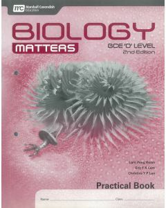 Biology Matters Practical Book GCE O Level 2ed