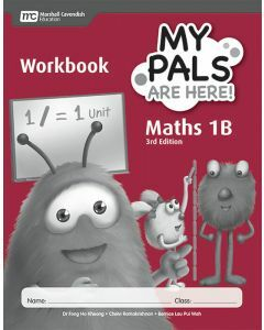 My Pals are Here! Maths Workbook 1B (3E)