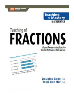 Teaching of Fractions (Teaching to Mastery Mathematics series)