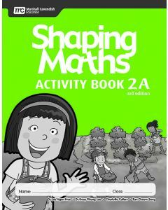 Shaping Maths Activity Book 2A (3E)