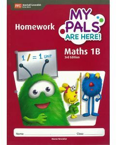 My Pals are Here Maths Homework 1B (3E)