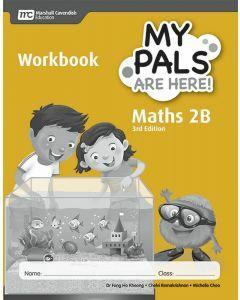 My Pals are Here! Maths Workbook 2B (3E)