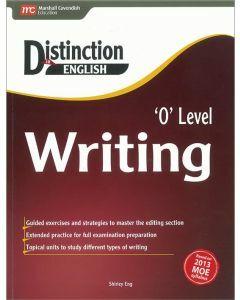 Distinction in English 'O' Level Writing