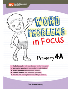 Word Problems in Focus 4A