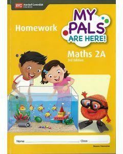 My Pals are Here Maths Homework 2A (3E)