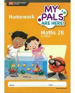 My Pals are Here! Maths Homework 2B (3E)