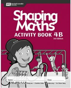 Shaping Maths Activity Book 4B (3E)