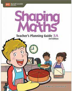 Shaping Maths Teacher's Planning Guide 3A (3E)