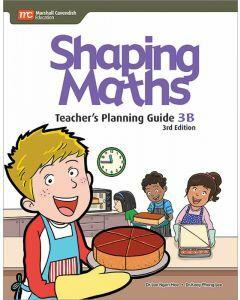 Shaping Maths Teacher's Planning Guide 3B (3E)