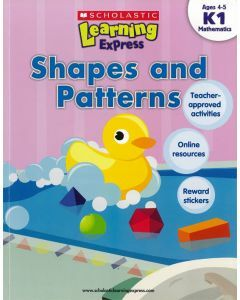 Learning Express: Shapes & Patterns Level K1