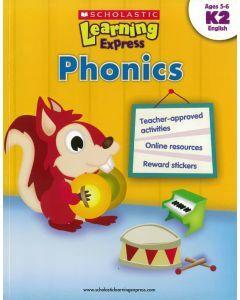 Learning Express: Phonics Level K2