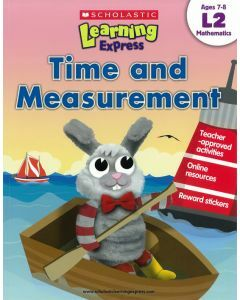 Learning Express: Time & Measurement Level 2