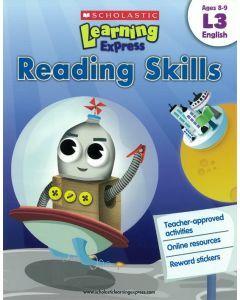 Learning Express: Reading Skills Level 3