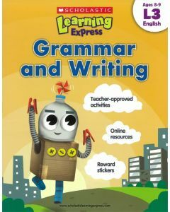 Learning Express: Grammar & Writing Level 3