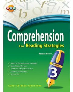 Comprehension for Reading Strategies Primary 3