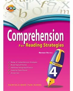 Comprehension for Reading Strategies Primary 4