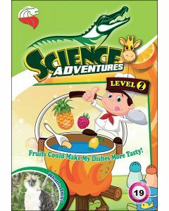 Science Adventures Issue 19 Level 2 (ages 9-10)