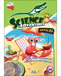 Science Adventures Issue 20 Level 2 (ages 9-10)