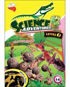 Science Adventures Issue 14 Level 3 (Ages 10-12)