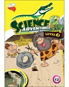 Science Adventures Issue 12 Level 3 (ages 10-12)
