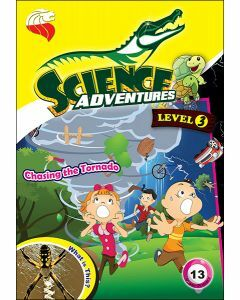 Science Adventures Issue 13 Level 3 (ages 10-12)