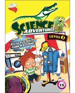 Science Adventures Issue 15 Level 3 (ages 10-12)