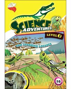 Science Adventures Issue 16 Level 3 (ages 10-12)