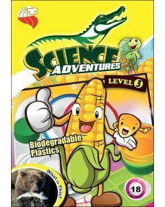Science Adventures Issue 18 Level 3 (ages 10-12)