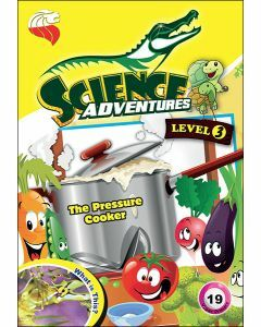 Science Adventures Issue 19 Level 3 (ages 10-12)