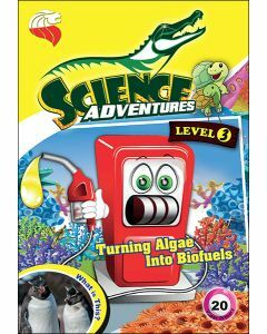 Science Adventures Issue 20 Level 3 (ages 10-12)